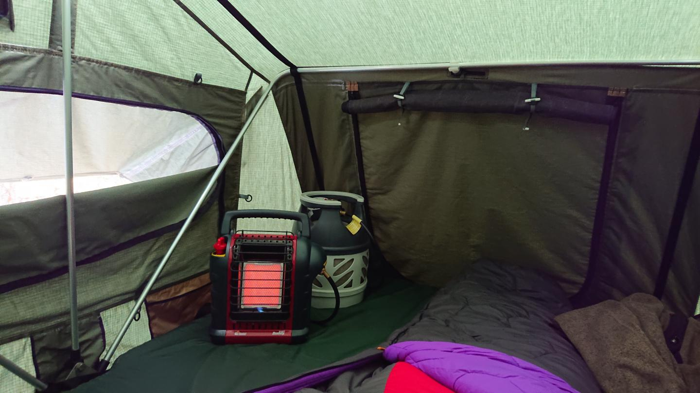 Review Mr Buddy Heater Gasolvärmare Utrustning Equipment