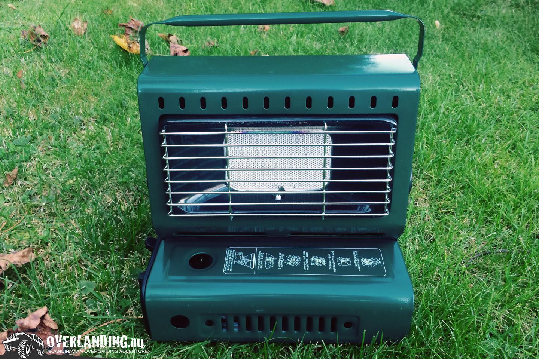 Utrustning: Externa Värmare