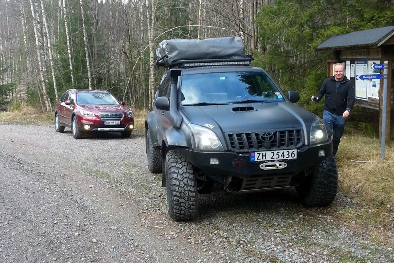 Overlanding: Dagstur 24/4 – Dalsland