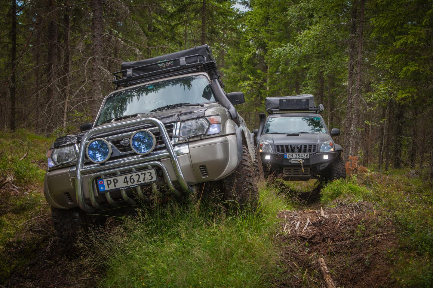 Photo of Overlanding – Recon Fullvuxen 4×4