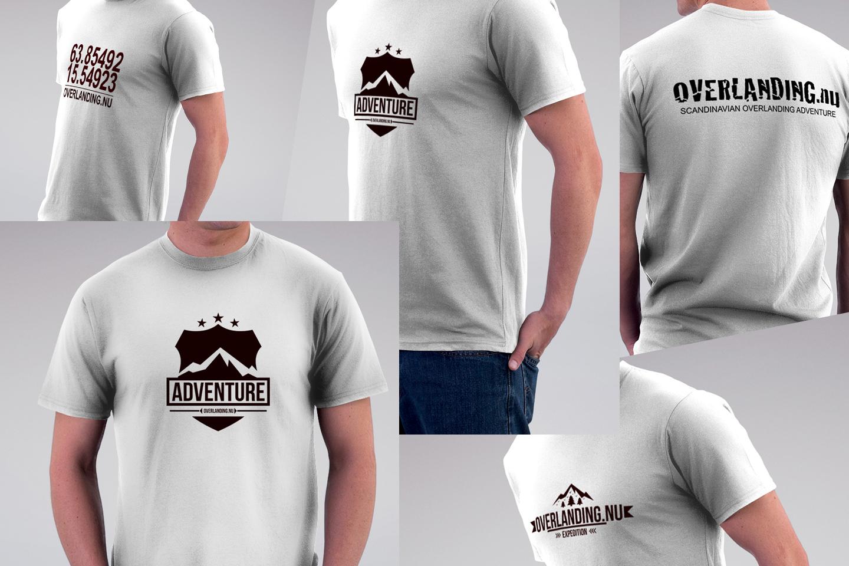 Overlanding.nu t-shirts