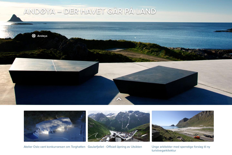 Nasjonale turistveger – Norge