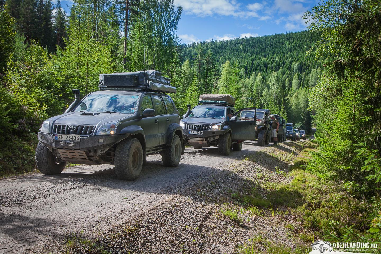 Overlanding – Fullvuxen 4×4 tur i Värmland