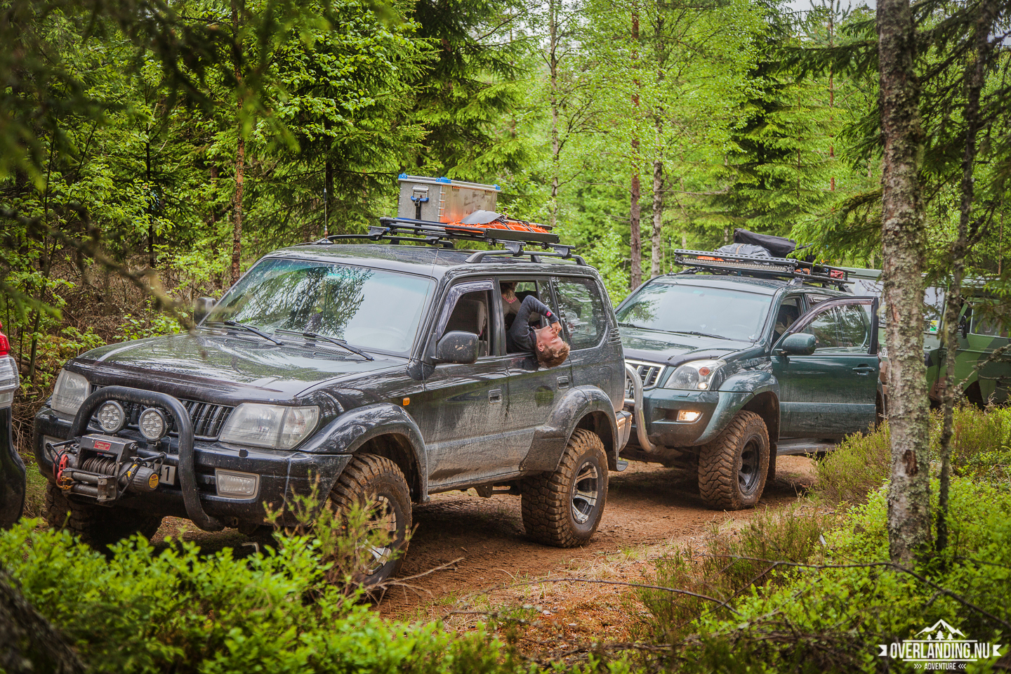 Photo of Overlanding.nu´s Vårträff 2017