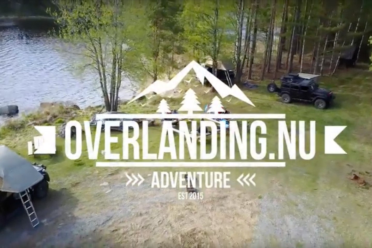 Photo of Video – Reklamfilm för Overlanding.nu