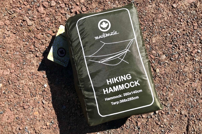 Test: MacKenzie Hiking Hammock