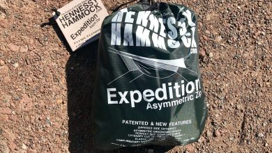 Photo of Test: Hennessy Hammock Expedition