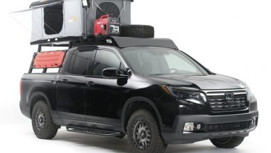 Photo of Honda Overland Ridgeline
