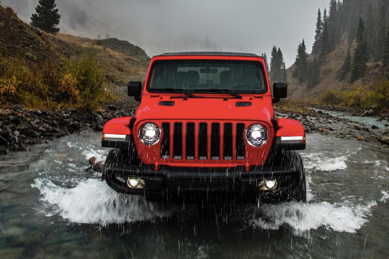 Test: Jeep JL Wrangler – Den eneste hardhausen?