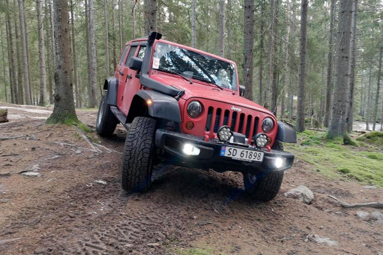Annandagsträffen – Borås Jeepklubb 2018